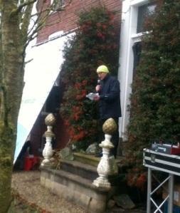 Groen Links-fractievoorzitter Dirk van Impe: 'Laten we ophouden met dat gerommel in de ondergrond en ons brood boven de grond verdienen'