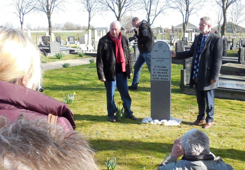 onthulling-monument-oorlogslachtoffers-begraafplaats-Leermens