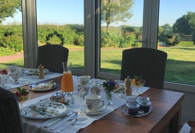 ontbijt in Libeek