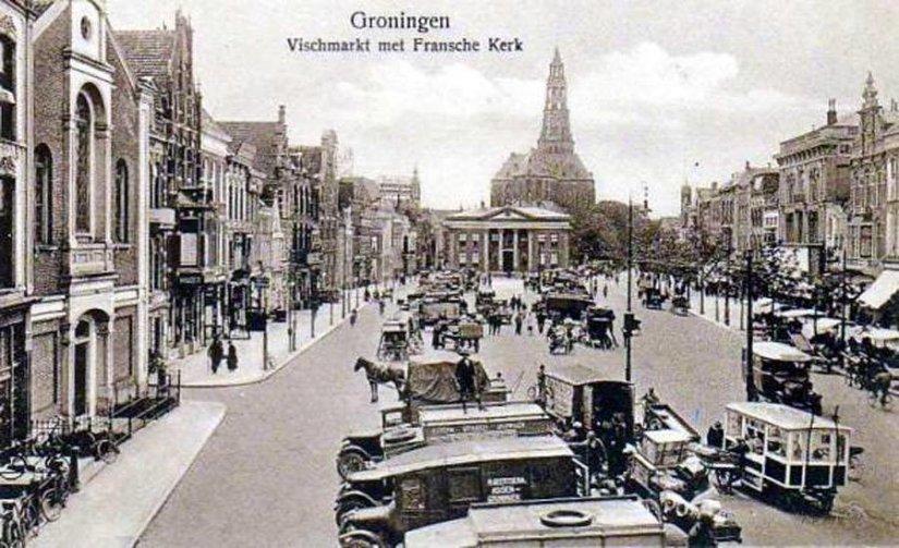 In Groningen is altijd wat tedoen