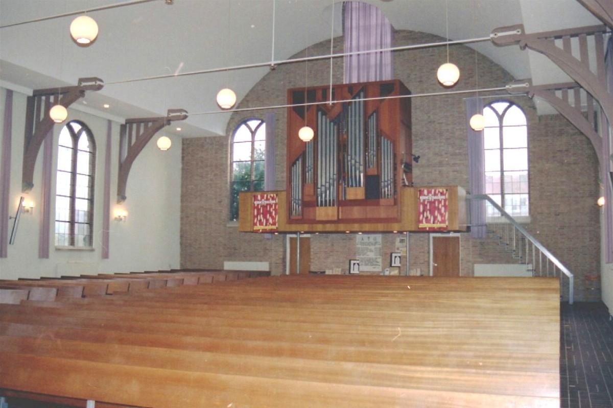 De orgelman gaatdoor