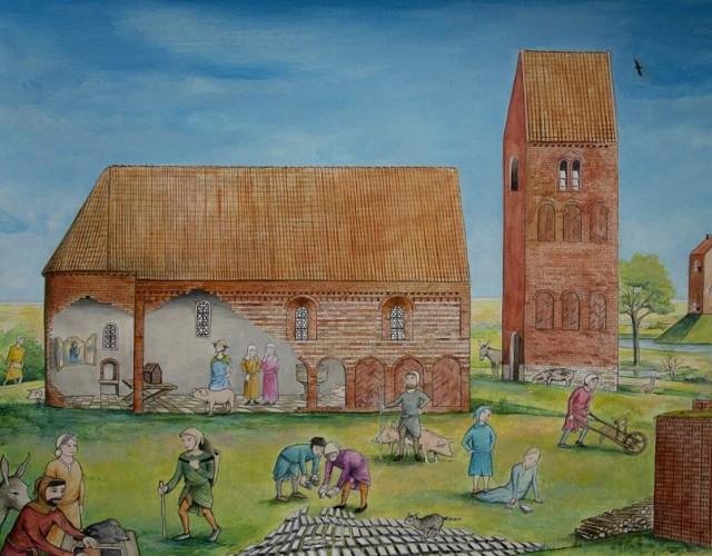 De kerk alstijdmachine