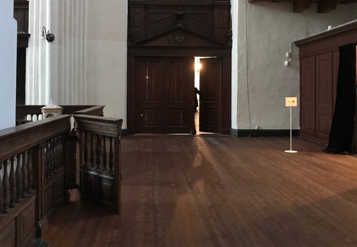 Bach in de DerAa-kerk